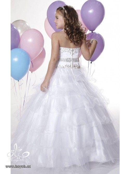 الحقى بنوتتك الصغيره - ملابس زفاف للاطفال - ملابس اعراس وزواجات للبنات والاطفال hayahcc_1387467778_786.jpg