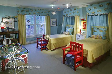 غرف نوم أولاد Hayahcc_1388175747_572
