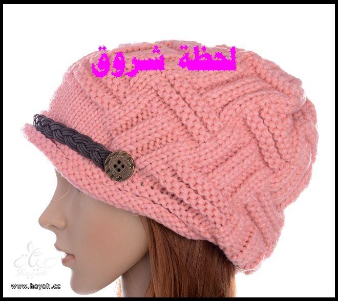 تعالوا شوفوا تشكيلة قبعات شتوية hayahcc_1388199296_219.jpg