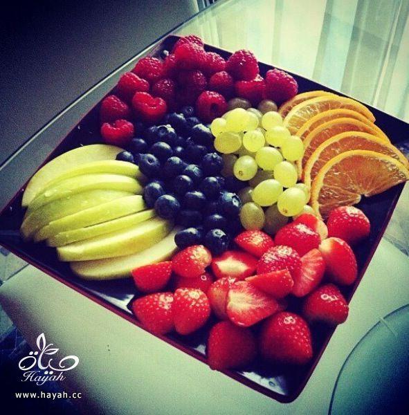 افكار لتقديم الفاكهة hayahcc_1390835384_340.jpg