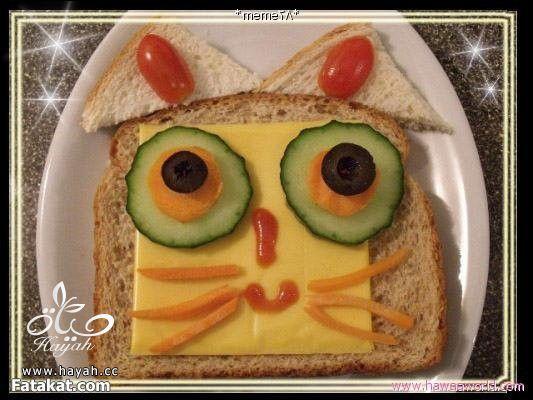 وجبات فطور اطفال باشكال رائعة hayahcc_1392388322_590.jpg