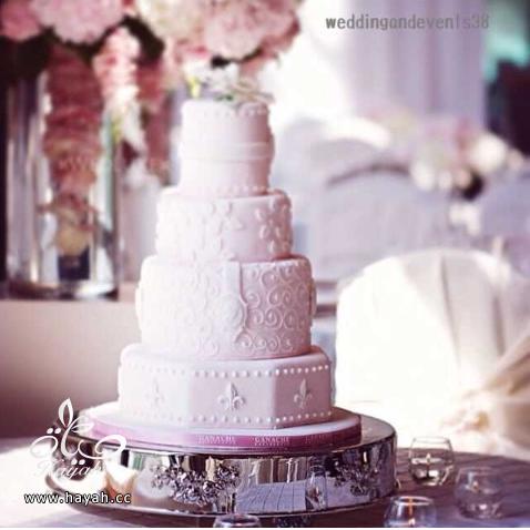 افخم وارقى كعكات الزفاف hayahcc_1392812750_681.png