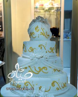 قوالب كيك حفلات الزفاف hayahcc_1392893884_329.png