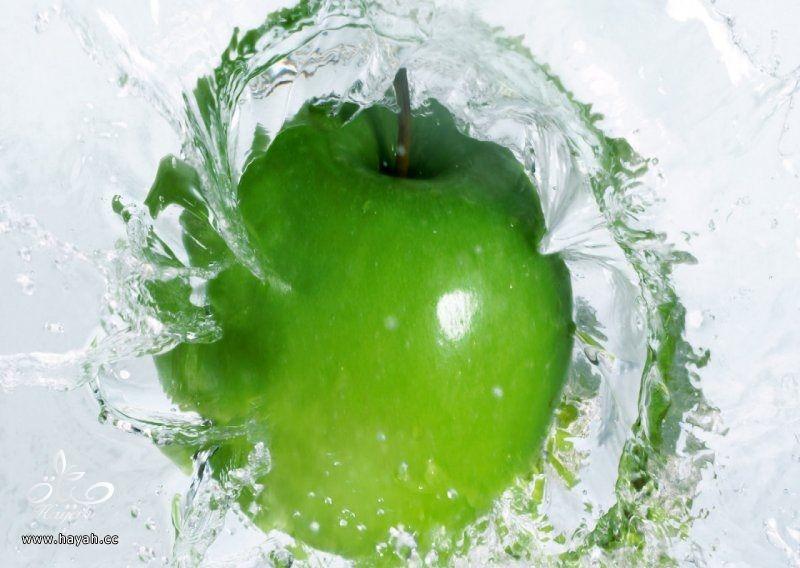 فوائد التفاح الاخضر hayahcc_1392972467_400.jpg