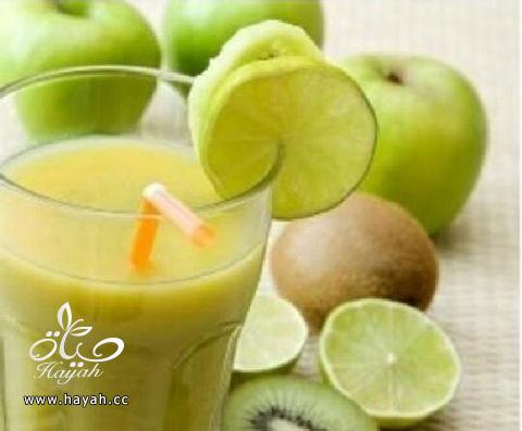 عصير الكيوي والاناناس للرجيم hayahcc_1393085870_417.png