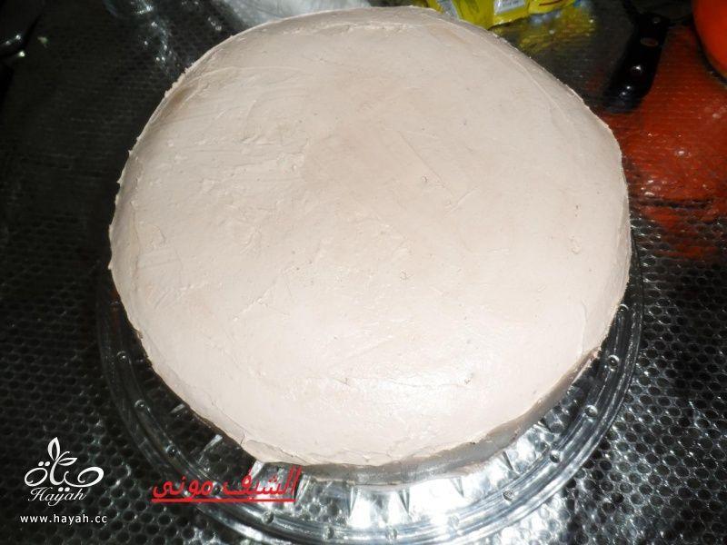 تورتة نجوم الشوكولاته من مطبخ الشيف مونى بالصور hayahcc_1395399239_654.jpg