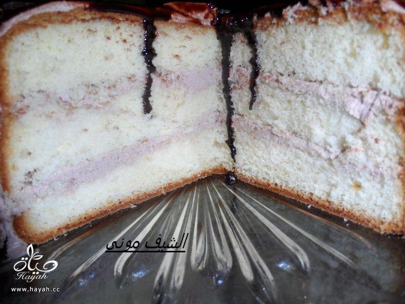 تورتة نجوم الشوكولاته من مطبخ الشيف مونى بالصور hayahcc_1395399245_925.jpg