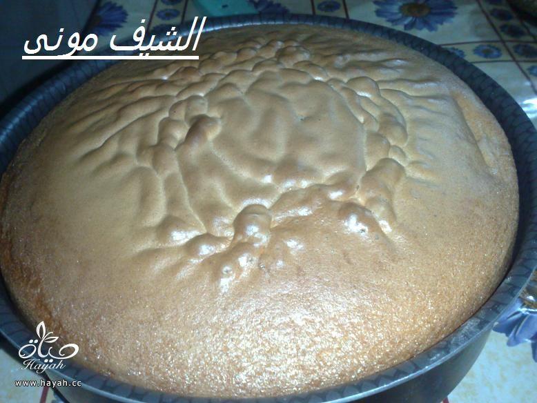 تورتة نجوم الشوكولاته من مطبخ الشيف مونى بالصور hayahcc_1395399247_385.jpg