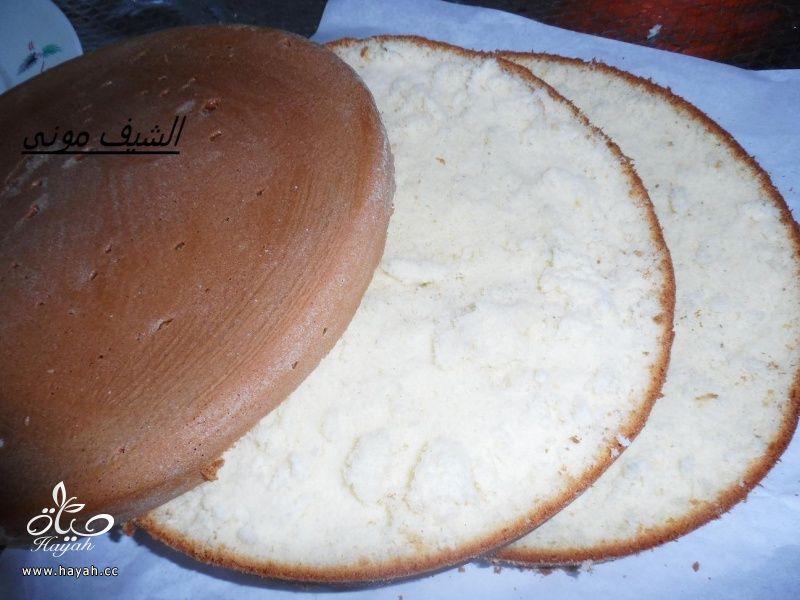 تورتة نجوم الشوكولاته من مطبخ الشيف مونى بالصور hayahcc_1395399248_731.jpg