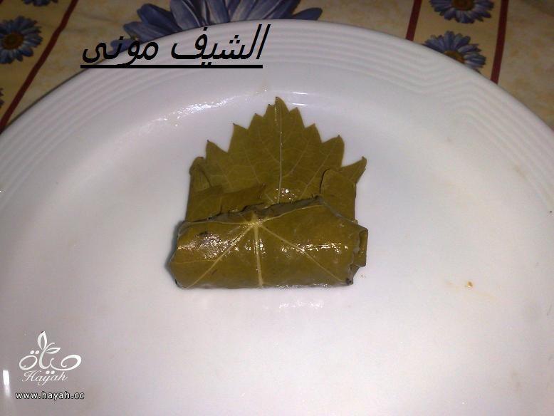 محشى ورق عنب للمبتدئات من مطبخ الشيف مونى بالصور hayahcc_1397297761_798.jpg
