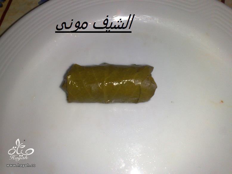 محشى ورق عنب للمبتدئات من مطبخ الشيف مونى بالصور hayahcc_1397297761_842.jpg