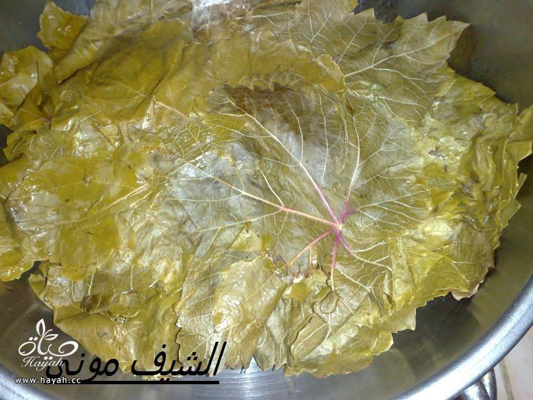 محشى ورق عنب للمبتدئات من مطبخ الشيف مونى بالصور hayahcc_1397297762_334.jpg