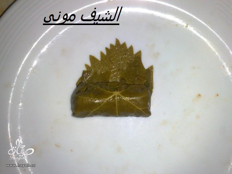 محشى ورق عنب للمبتدئات من مطبخ الشيف مونى بالصور hayahcc_1397297763_838.jpg