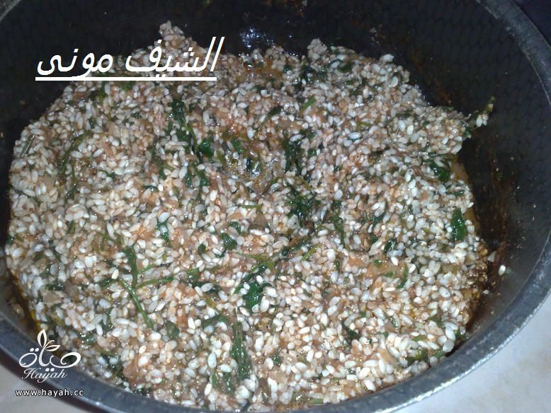 محشى ورق عنب للمبتدئات من مطبخ الشيف مونى بالصور hayahcc_1397297767_524.jpg