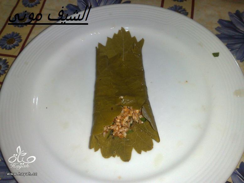 محشى ورق عنب للمبتدئات من مطبخ الشيف مونى بالصور hayahcc_1397297769_232.jpg