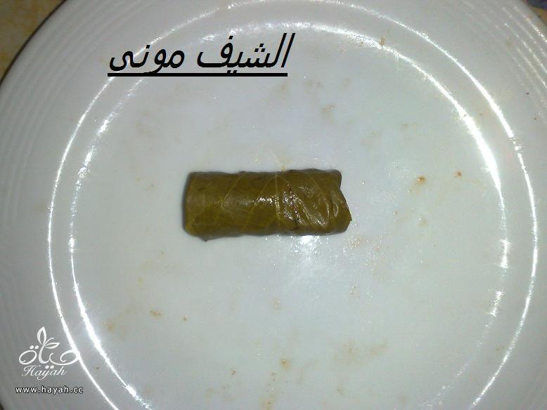 محشى ورق عنب للمبتدئات من مطبخ الشيف مونى بالصور hayahcc_1397297769_627.jpg