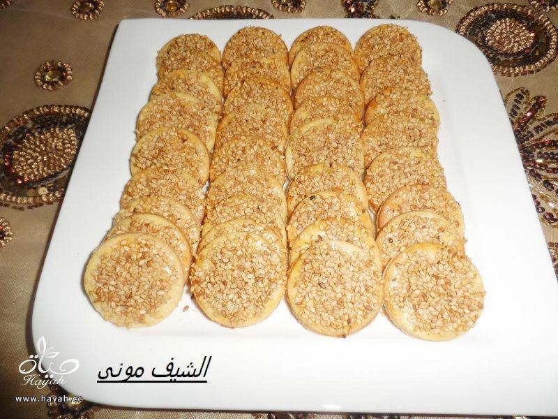 البرازق الشامية بالسمسم من مطبخ الشيف مونى بالصور hayahcc_1405688565_834.jpg
