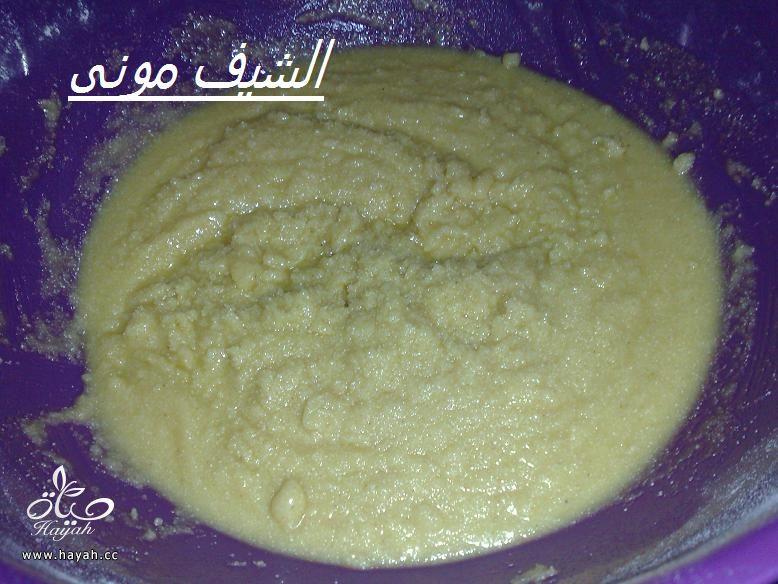 معمول السميد بالعجمية من مطبخ الشيف مونى بالصور hayahcc_1405944182_114.jpg