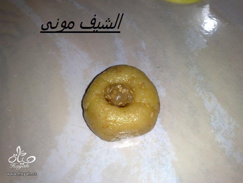 كحك العيد بالملبن على الطريقة المصرية من مطبخ الشيف مونى بالصور hayahcc_1406465090_690.jpg