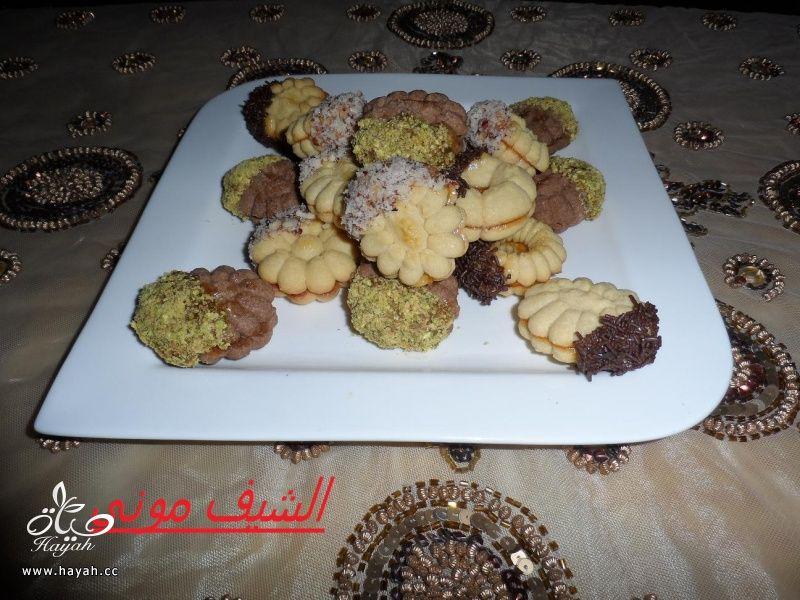 البتيفور للعيد من مطبخ الشيف مونى بالصور hayahcc_1406466609_165.jpg