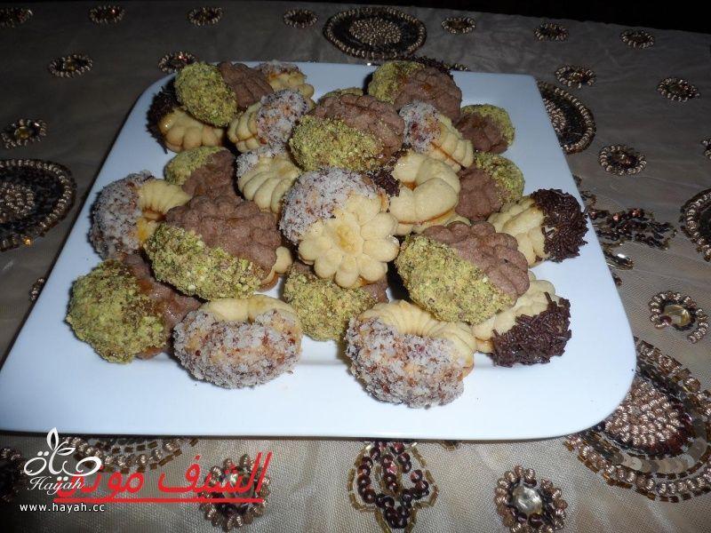 البتيفور للعيد من مطبخ الشيف مونى بالصور hayahcc_1406466610_248.jpg