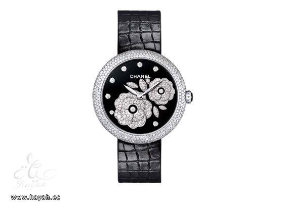الساعات السوداء جمال و رقة سيدلل معصمك hayahcc_1409539966_187.jpg