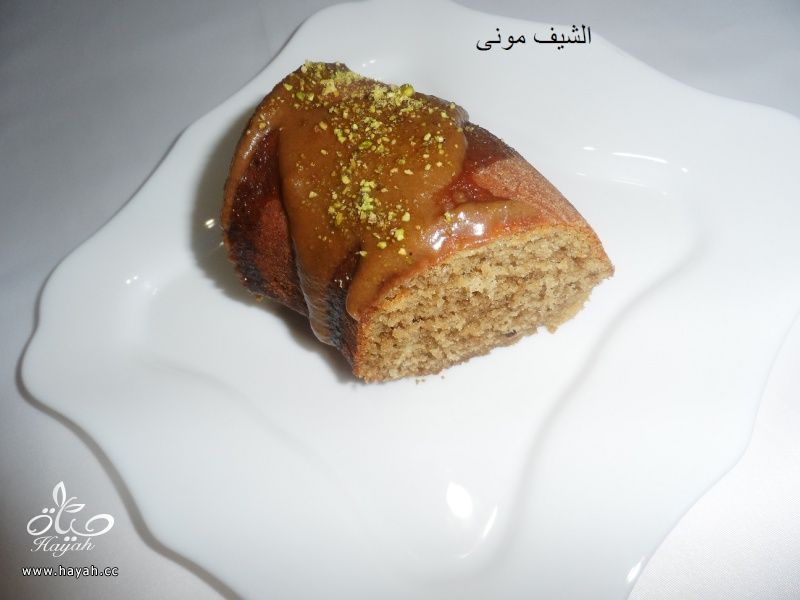 كيكة النسكافيه بأحلى وابسط تزيين من مطبخ الشيف مونى بالصور hayahcc_1410177683_661.jpg