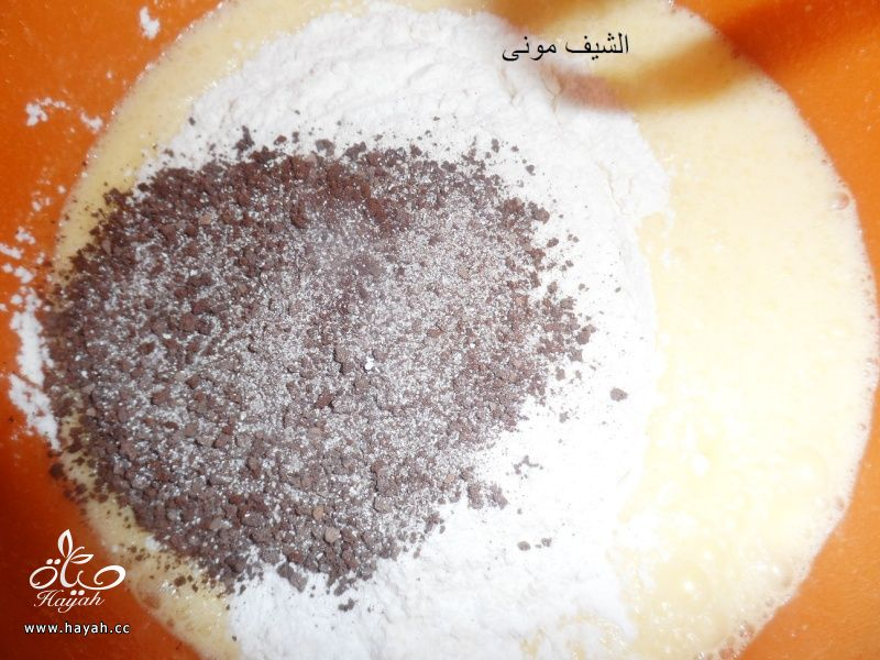 كيكة النسكافيه بأحلى وابسط تزيين من مطبخ الشيف مونى بالصور hayahcc_1410177684_826.jpg