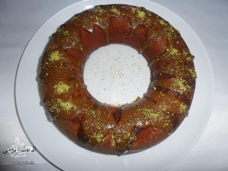 كيكة النسكافيه بأحلى وابسط تزيين من مطبخ الشيف مونى بالصور hayahcc_1410177687_501.jpg