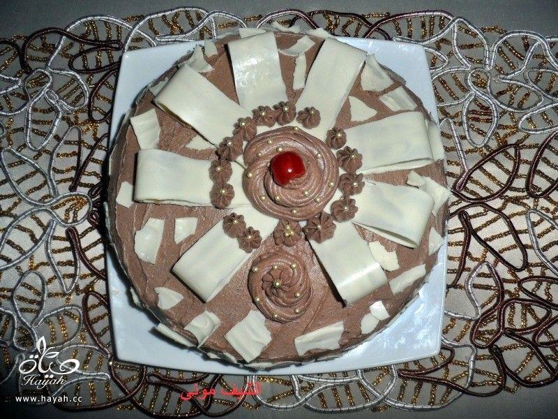 تورتة فيونكات الشوكولاته من مطبخ الشيف مونى بالصور hayahcc_1413200735_104.jpg