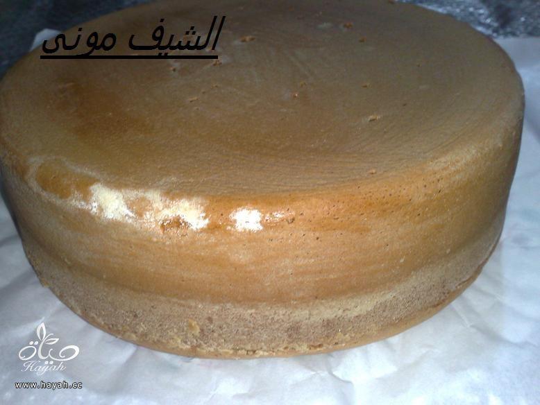 تورتة فيونكات الشوكولاته من مطبخ الشيف مونى بالصور hayahcc_1413200739_674.jpg