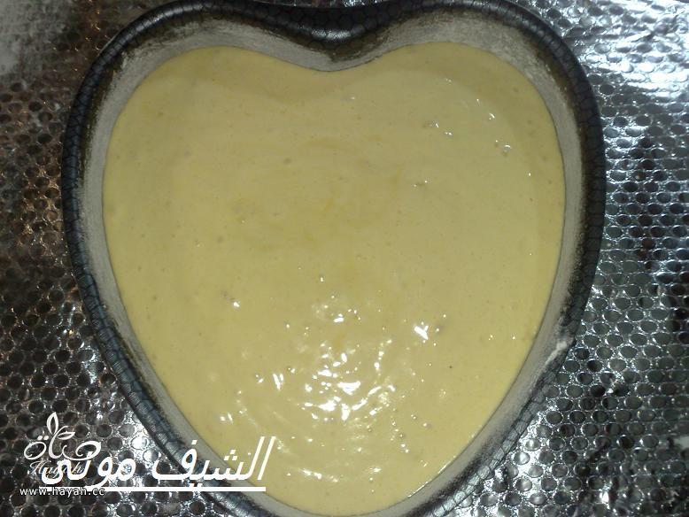 تورتة بصوص الشوكولاته البيضاء والفراولة للمبتدئات من مطبخ الشيف مونى بالصور hayahcc_1415353893_998.jpg