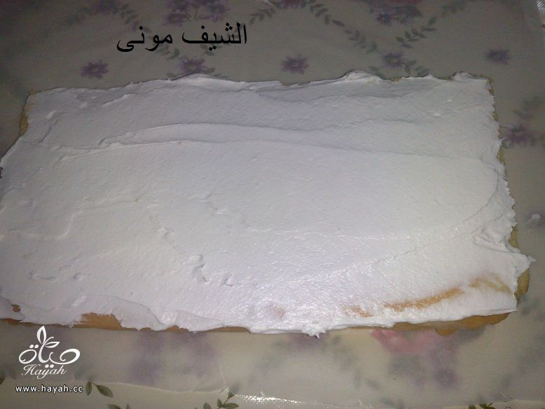 الجاتوه السواريه من مطبخ الشيف مونى بالصور hayahcc_1418291166_106.jpg