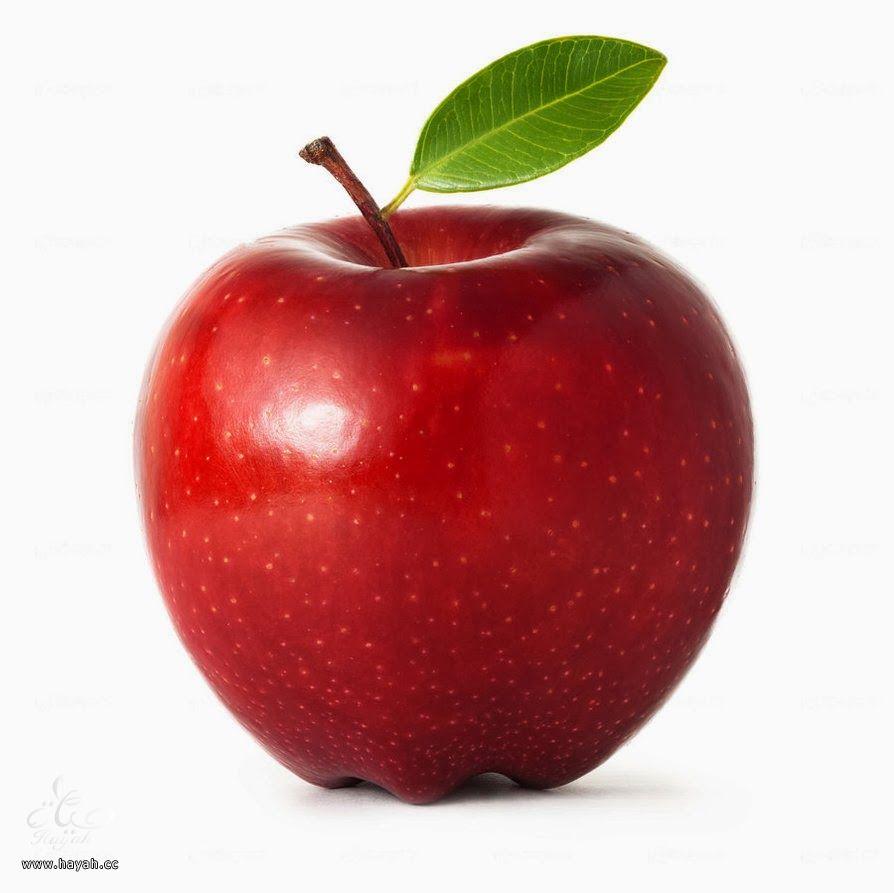 التفاح للبشرة الدهنية hayahcc_1420722909_133.jpg