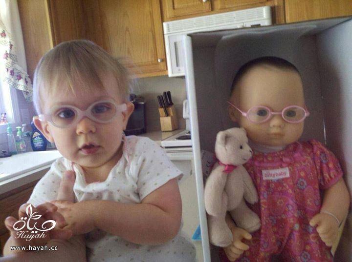 مجموعة من الأطفال تشبه الدمى خاصتهم hayahcc_1420726799_375.jpg