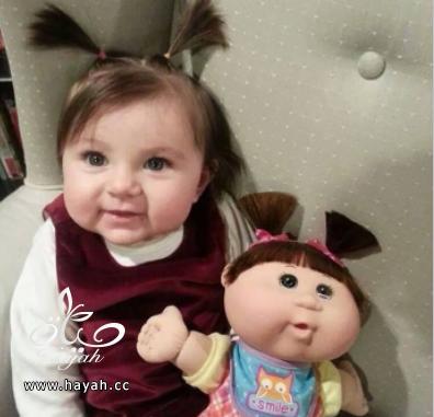 مجموعة من الأطفال تشبه الدمى خاصتهم hayahcc_1420726799_977.png