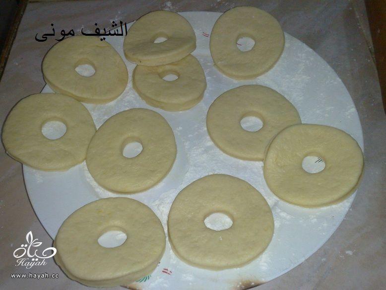 الدوناتس الجميل والسهل من مطبخ الشيف مونى بالصور hayahcc_1421240697_535.jpg