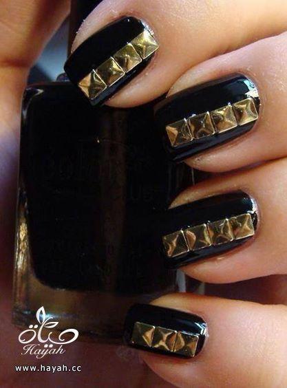 مانيكير الأسود و الذهبي الراقي hayahcc_1422776193_328.jpg