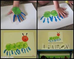 لوحة فنية بيد طفلك hayahcc_1422882303_833.jpg