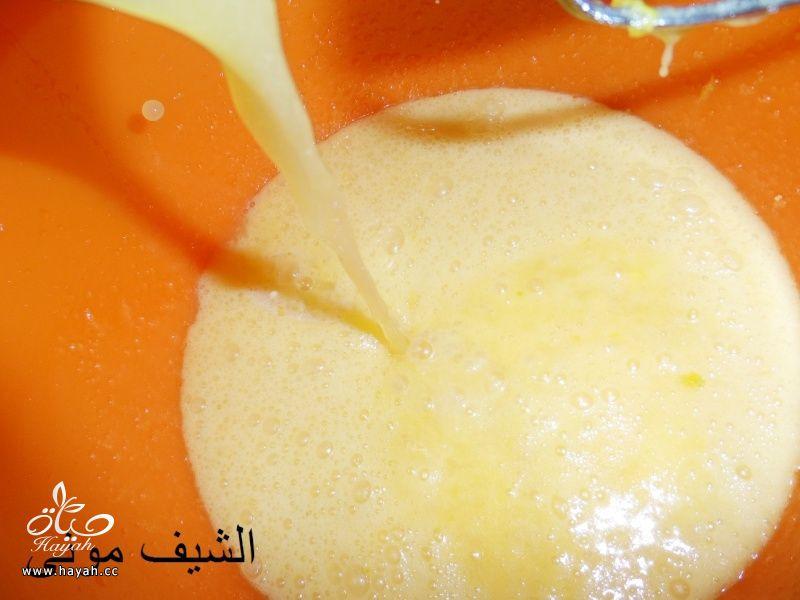 كيكة البرتقال بعصير البرتقال وصوص البرتقال من مطبخ الشيف مونى بالصور hayahcc_1422968375_677.jpg