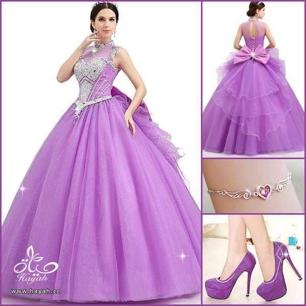 فستان الأميرة للصغيرة و الكبيرة hayahcc_1423383921_998.jpg