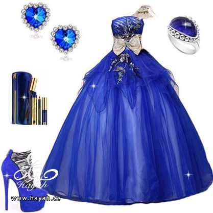 فستان الأميرة للصغيرة و الكبيرة hayahcc_1423383922_107.jpg