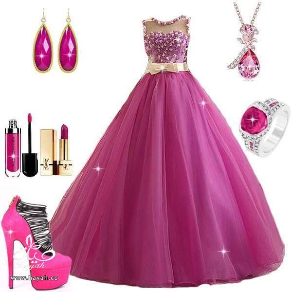 فستان الأميرة للصغيرة و الكبيرة hayahcc_1423383922_480.jpg