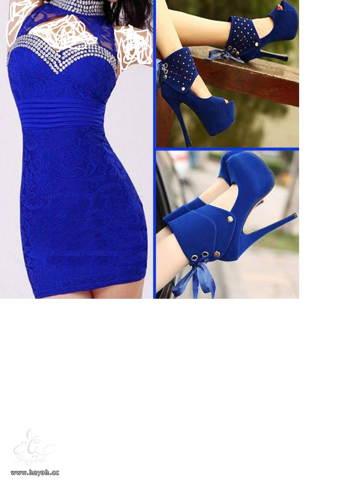 الفساتين الزرقاء القصيرة و اكسسواراتها hayahcc_1424531128_124.png