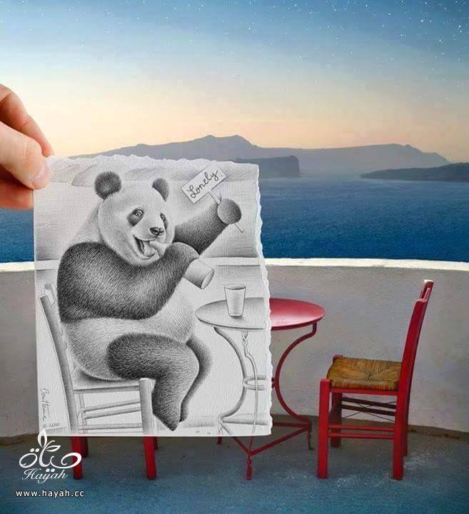 تعرفي على أروع رسومات بالدمج مع التصوير hayahcc_1424857490_570.jpg