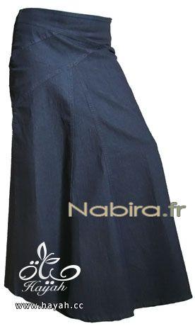 جيبات محجبات قمة فى الذوق والأناقة ، تشكيلة رائعة من جيبات المحجابات hayahcc_1425387250_531.jpg