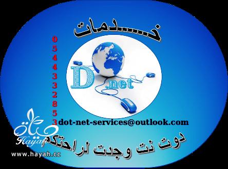 الان مع خدمات دوت نت نخدمك وانت في منزلك بالتسجيل بالوظائف وحجز مواعيد الاحوال وال hayahcc_1425735670_353.png