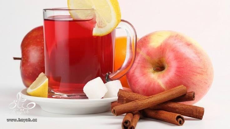استفيدي من التفاح بهذه العصائر hayahcc_1426663433_415.jpg