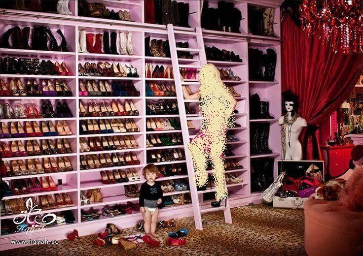 خزانات كاملة من الأحذية !! hayahcc_1426847507_566.jpg