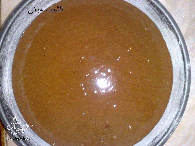 شوكليت كيك مع تكات التزيين من مطبخ الشيف مونى بالصور hayahcc_1426856338_342.jpg